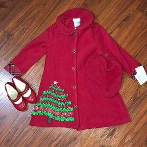 Bonnie Jean Little Girls Coat